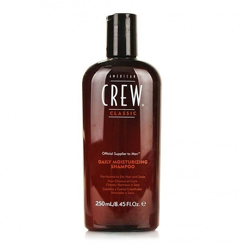 AMERICAN CREW - Daily Moisturing Shampoo - 250ml