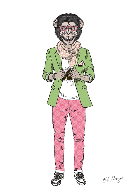 Fashion Chimp