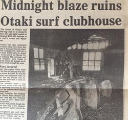 Otaki Surf Lifesaving Club