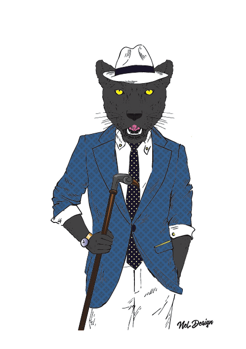 Dapper Panther