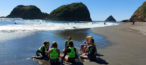 Otaki Surf Lifesaving Club Rookies