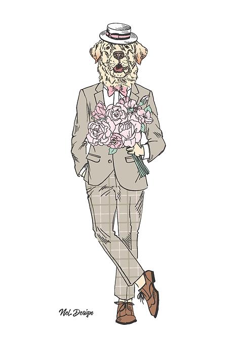 Roses Goldie
