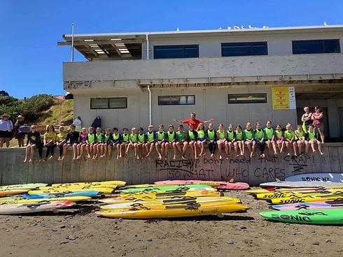 Otaki Surf Lifesaving Club Nippers