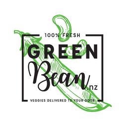 Green Bean nz logo