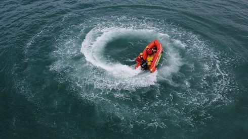 Otaki Surf Lifesaving Club IRB