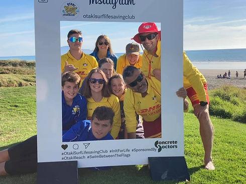 Otaki Surf Lifesaving Club Lifeguards
