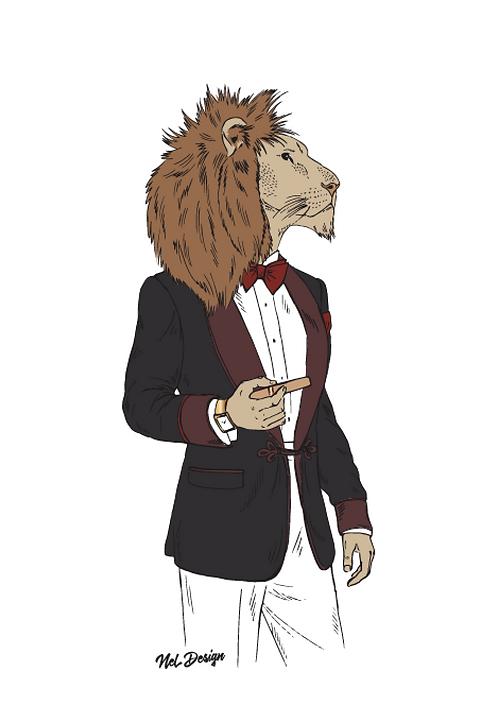 Cigar Lion