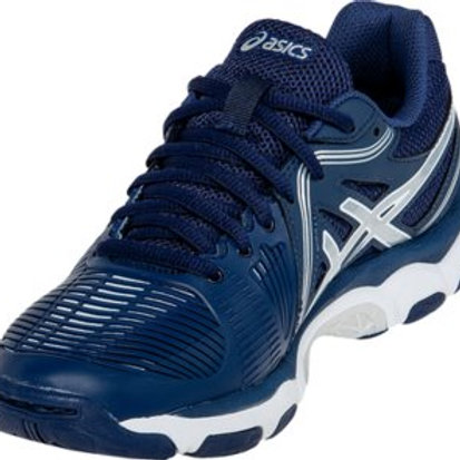 Asics -Netburner Ballistic Volleyball Shoe Navy