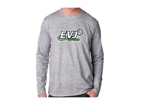 EVJ - Adult Long Sleeve - Grey