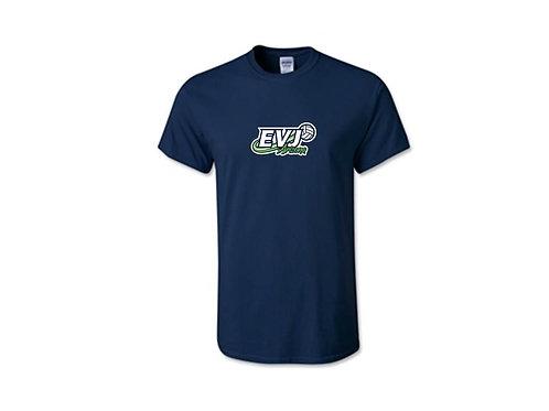 EVJ - Unisex T-shirt - Navy