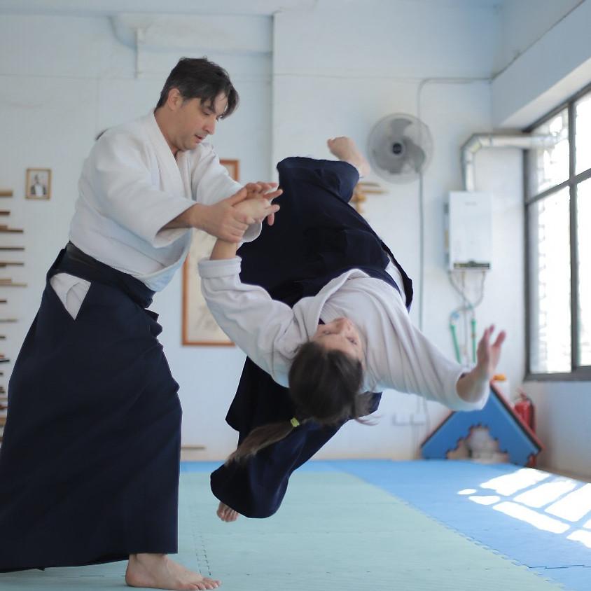 Seminario de AIKIDO kihon waza
