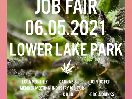 Save the Date: 1st Lake County Cannabis Industry Job Fair