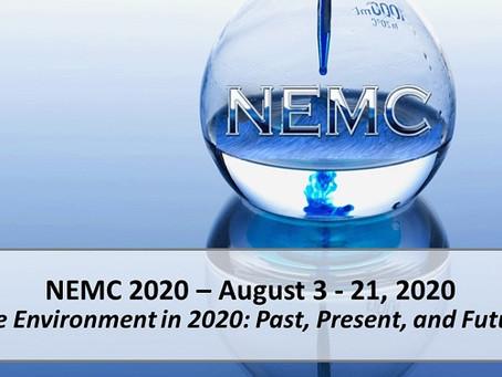 NEMC  2020 - The Environment in 2020: Past, Present & Future