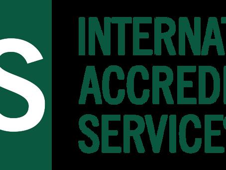 IAS Training 2020: California ELAP Accreditation Requirements Webinar