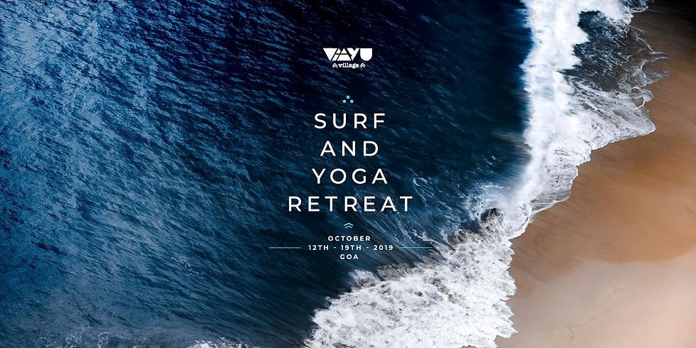 Surf & Yoga Retreat @ Vaayu Village