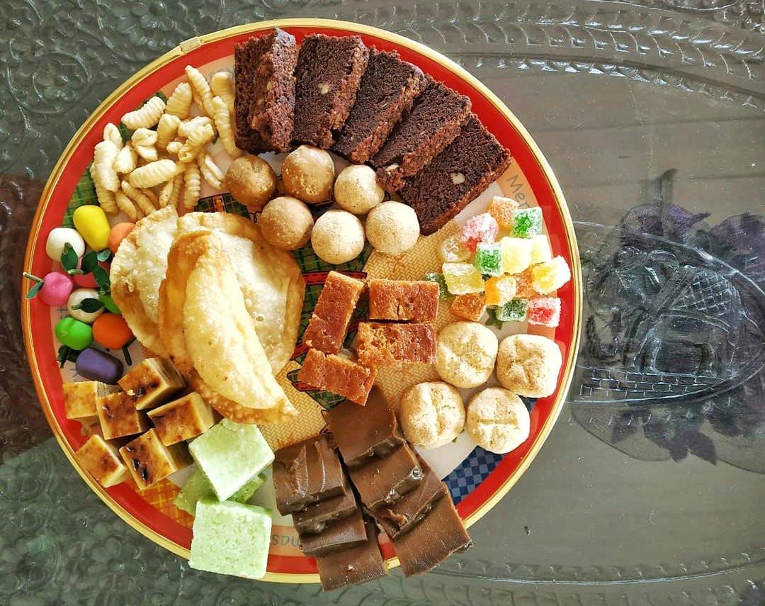 Exploring The Goan Christmas Sweet Platter