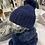 Thumbnail: Navy Sparkly Hat