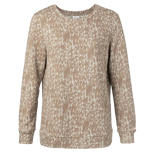Yaya Dark Sand Sweater