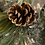 Thumbnail: Gold Berry, Pinecone and Mixed Green Garland