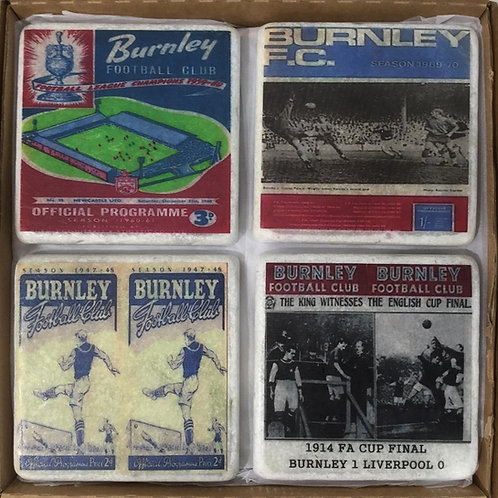 Burnley Coaster Set