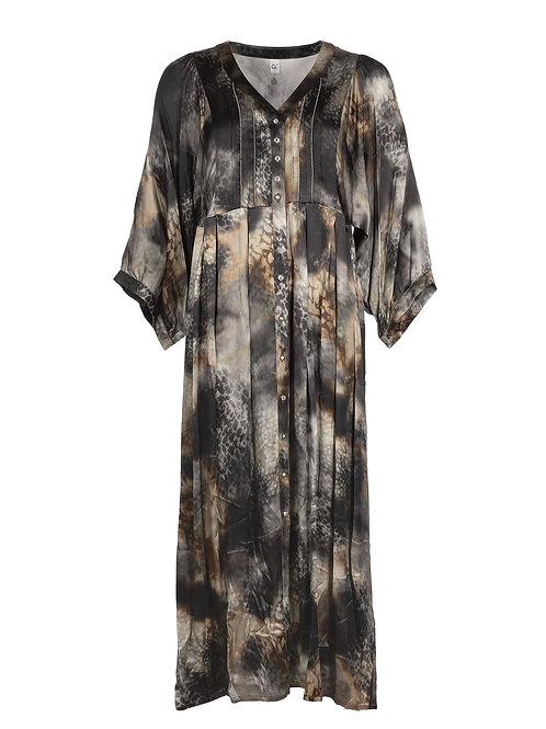 Que Patterned Dress