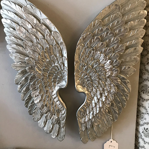 Small Silver Wings