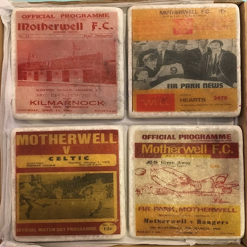 Motherwell Coasters Set