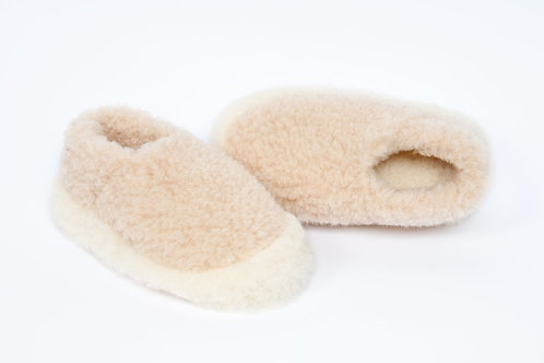 Natural Siberian Slippers