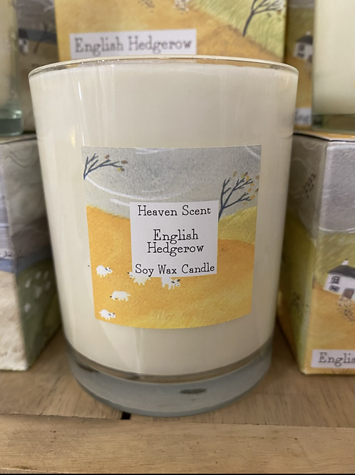 English Hedgerow 20cl candle
