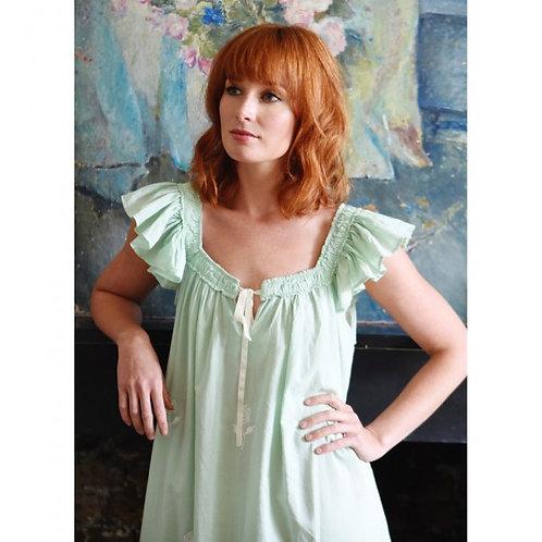 Green Sleeveless Nightdress