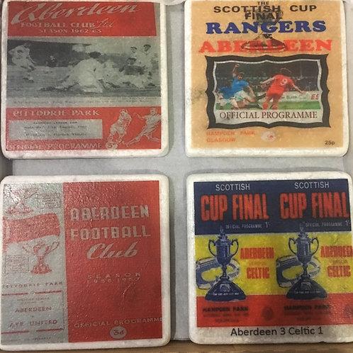 Aberdeen Coasters Set