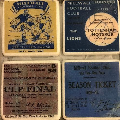 Millwall Coasters Set