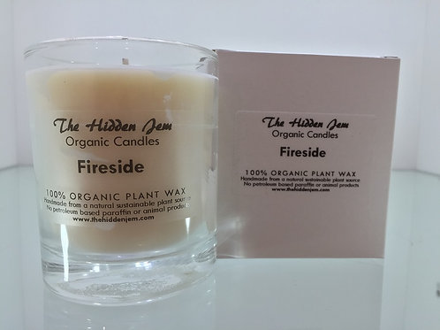 Hidden Jem Fireside 30cl Candle