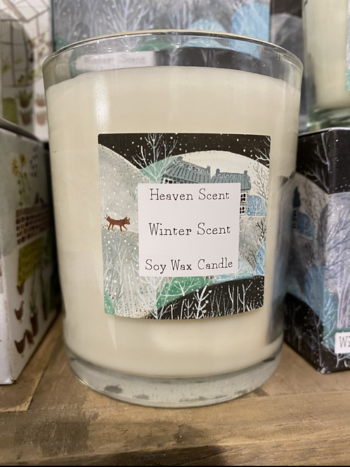 Winter Scent 9cl candle