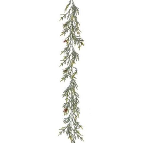 Green Spruce Garland