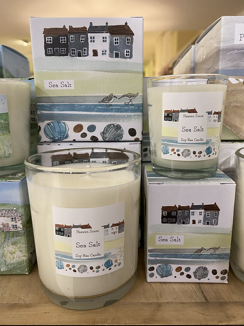 Sea Salt 9cl candle