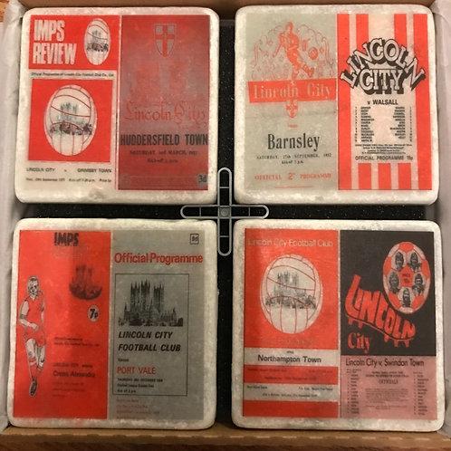 Lincoln City Coasters Set