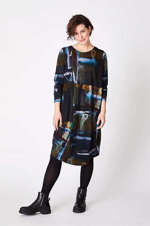 Qneel Patterned Dress