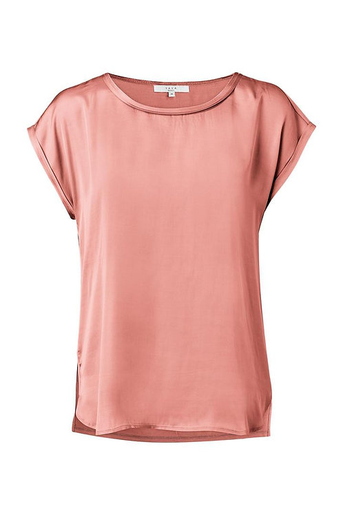 Yaya Wide Fit Rouge Top