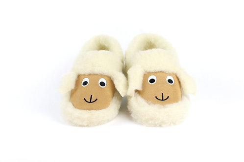 Sheep Face Slippers