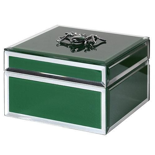 Green Spider Trinket Box