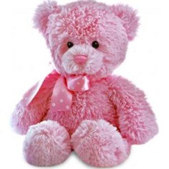 12 inch Soft Pink Bear