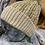 Thumbnail: Gold Knitted Sparkle Hat