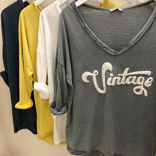 Vintage Cotton Top