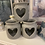 Thumbnail: Grey Porcelain Tealight Holder
