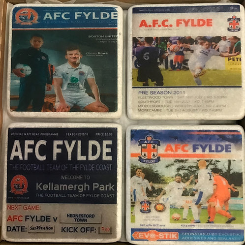AFC Fylde Coasters Set