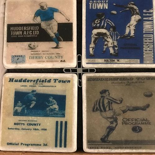 Huddersfield Town Coaster Set