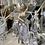 Thumbnail: Silver Ballerina Hanging Decoration