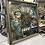 Thumbnail: Square Mechanical Wall Clock