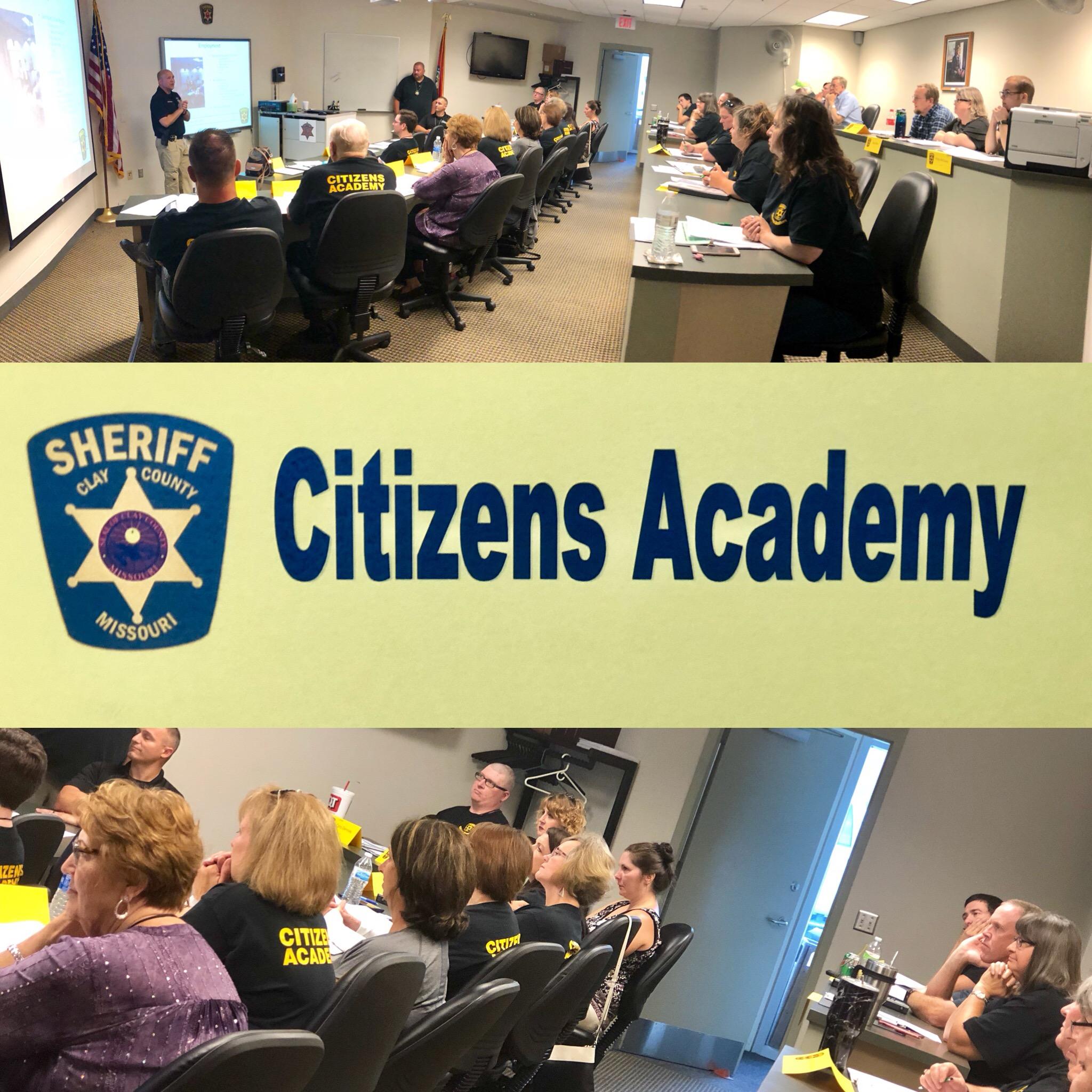 Fall Citizens Academy 2018
